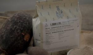 Frutto di baobab polvere