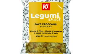 Legumi snack per una pausa proteica